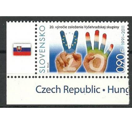 Znaczek Słowacja 2011 Mi zf 654 Czyste **