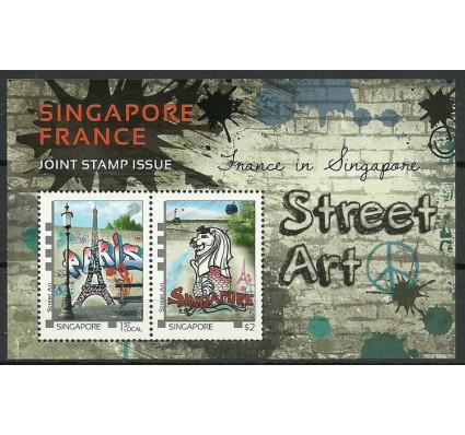 Znaczek Singapur 2015 Mi bl 208 Czyste **