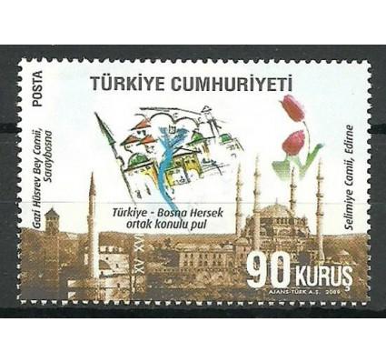 Znaczek Turcja 2009 Mi 3777 Czyste **