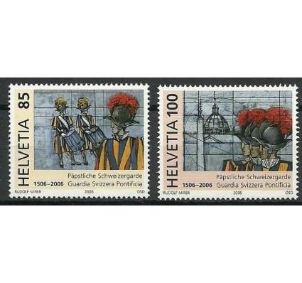 Znaczek Szwajcaria 2005 Mi 1945-1946 Czyste **