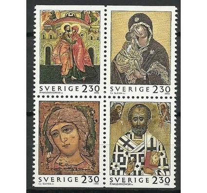 Znaczek Szwecja 1992 Mi 1748-1751 Czyste **