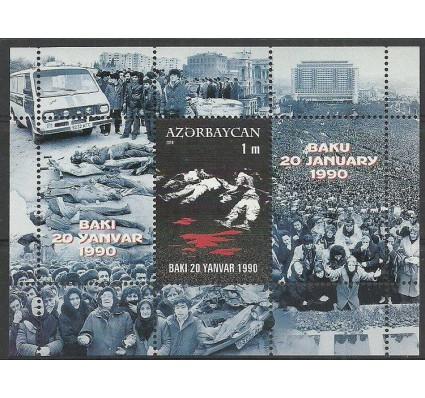 Znaczek Azerbejdżan 2010 Mi bl88 Czyste **