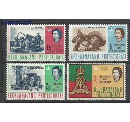 Znaczek Bechuanaland / Beczuana 1966 Mi 185-188 Czyste **