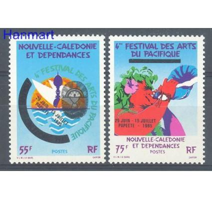 Znaczek Nowa Kaledonia 1985 Mi 764-765 Czyste **