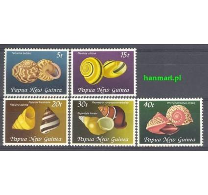 Znaczek Papua Nowa Gwinea 1981 Mi 422-426 Czyste **