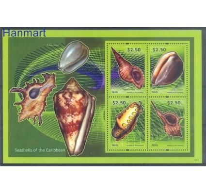 Znaczek Nevis 2011 Mi 2629-2632 Czyste **