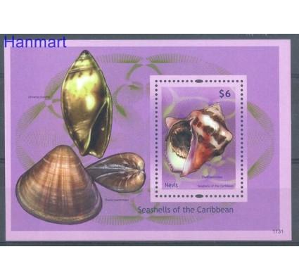 Znaczek Nevis 2011 Mi bl 305 Czyste **