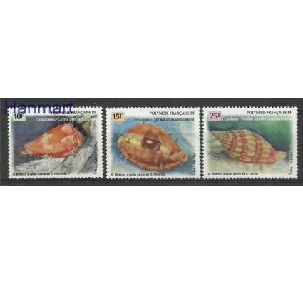 Znaczek Polinezja Francuska 1996 Mi 705-707 Czyste **