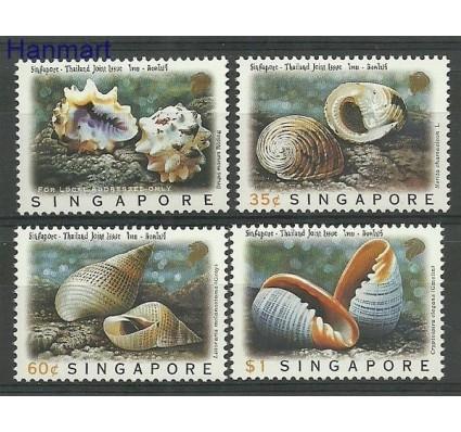 Znaczek Singapur 1997 Mi 867-870 Czyste **