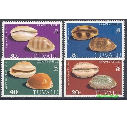 Znaczek Tuvalu 1980 Mi 116-119 Czyste **