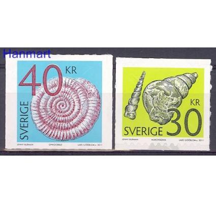 Znaczek Szwecja 2011 Mi 2802-2803 Czyste **