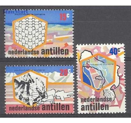 Znaczek Antyle Holenderskie 1975 Mi 298-300 Czyste **