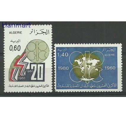 Znaczek Algieria 1980 Mi 755-756 Czyste **