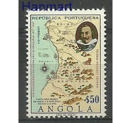 Znaczek Angola 1967 Mi 542 Czyste **