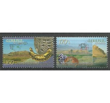 Znaczek Armenia 2013 Mi 849-850 Czyste **