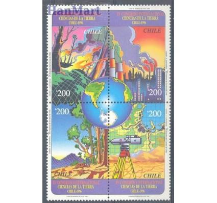 Znaczek Chile 1996 Mi 1775-1778 Czyste **