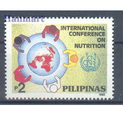 Znaczek Filipiny 1992 Mi 2212 Czyste **