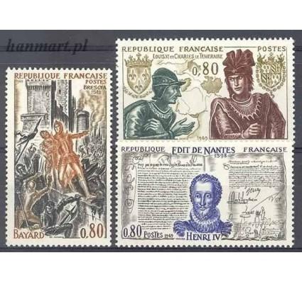 Znaczek Francja 1969 Mi 1688-1690 Czyste **