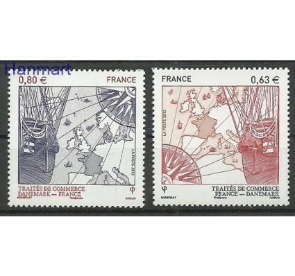 Znaczek Francja 2013 Mi 5732-5733 Czyste **