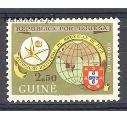 Znaczek Gwinea Portugalska 1958 Mi 294 Czyste **