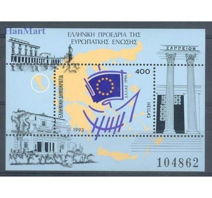 Znaczek Grecja 1993 Mi bl 11 Czyste **