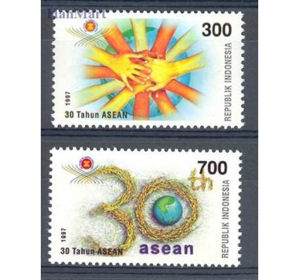 Znaczek Indonezja 1997 Mi 1714-1715 Czyste **