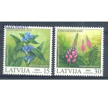 Znaczek Łotwa 2004 Mi 608-609 Czyste **