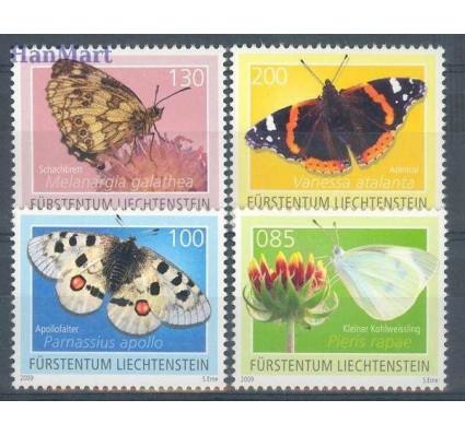Znaczek Liechtenstein 2009 Mi 1528-1531 Czyste **