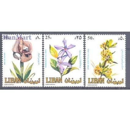 Znaczek Liban 1984 Mi 1321-1323 Czyste **