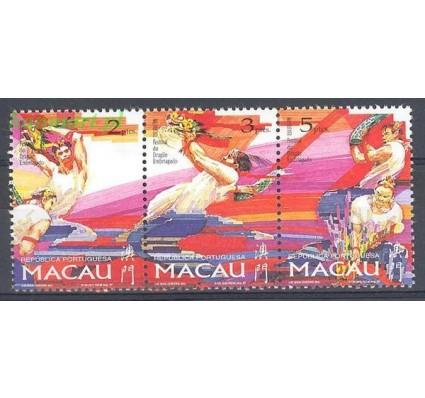 Znaczek Makau 1997 Mi 913-915 Czyste **