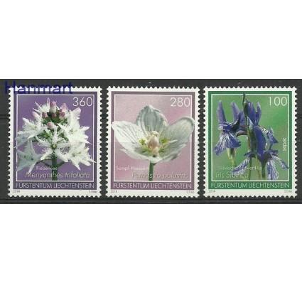 Znaczek Liechtenstein 2014 Mi 1718-1720 Czyste **