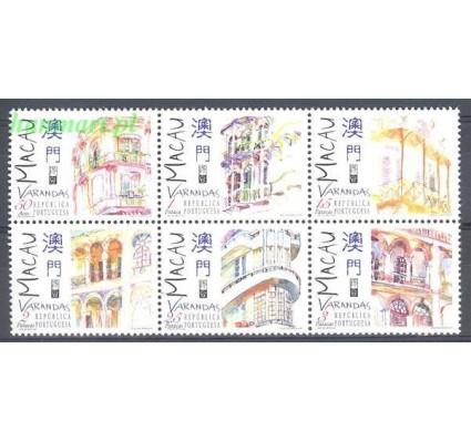 Makau 1997 Mi 925-930 Czyste **