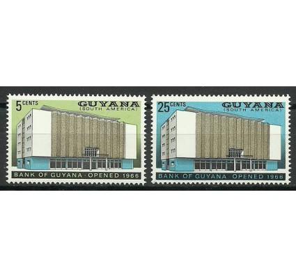 Znaczek Gujana 1966 Mi 265-266 Czyste **