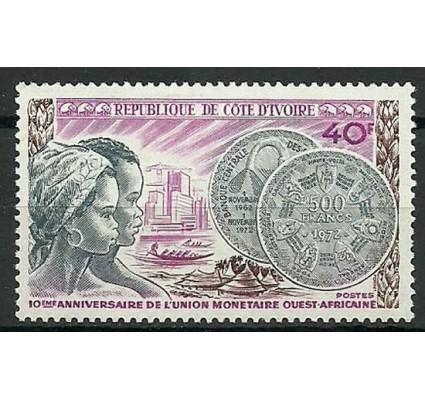 Znaczek Wybrzeże Kości Słoniowej 1972 Mi 415 Czyste **