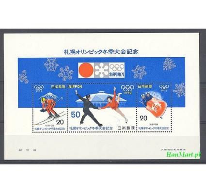 Znaczek Japonia 1972 Mi bl 85 Czyste **