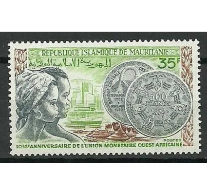 Znaczek Mauretania 1972 Mi 448 Czyste **