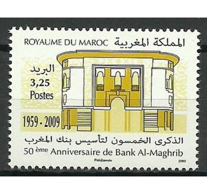 Znaczek Maroko 2009 Mi 1658 Czyste **