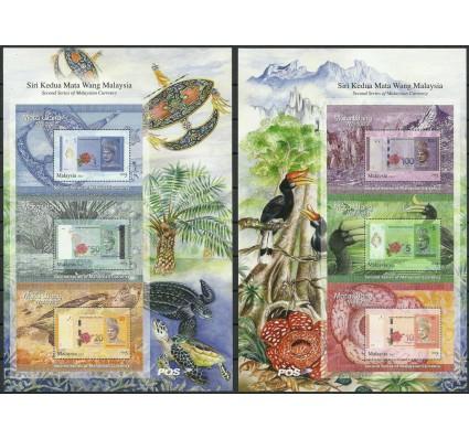 Znaczek Malezja 2012 Mi arkbl 155-160 Czyste **
