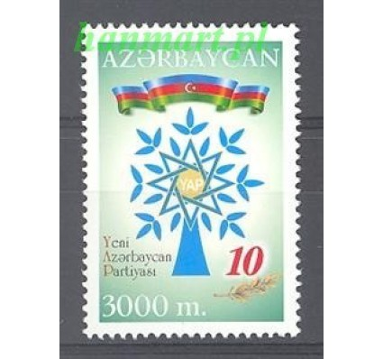 Azerbejdżan 2002 Mi 519 Czyste **