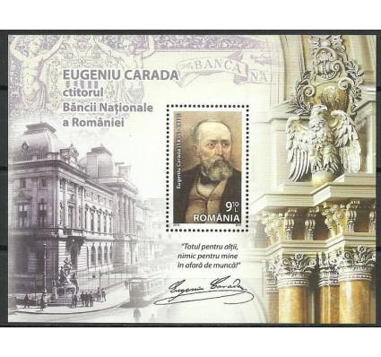 Znaczek Rumunia 2010 Mi bl 466 Czyste **