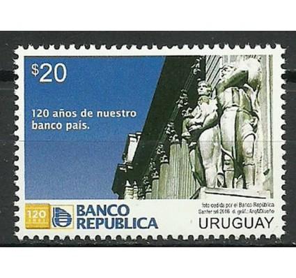 Znaczek Urugwaj 2016 Mi (01) Czyste **
