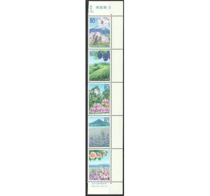 Znaczek Japonia 2007 Mi 4185-4189 Czyste **