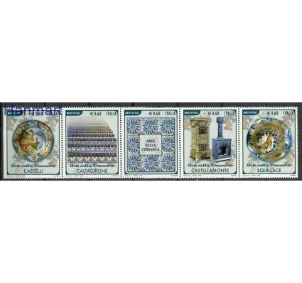 Znaczek Włochy 2012 Mi 3569-3573 Czyste **