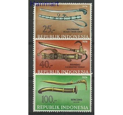 Znaczek Indonezja 1976 Mi 854-856 Czyste **