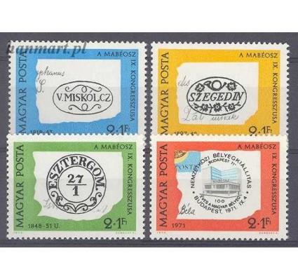 Węgry 1972 Mi 2760-2763 Czyste **