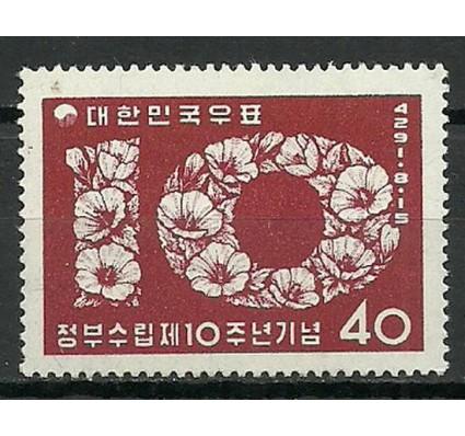 Znaczek Korea Południowa 1958 Mi 283 Czyste **