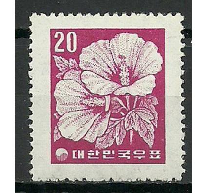 Znaczek Korea Południowa 1957 Mi 268 Czyste **