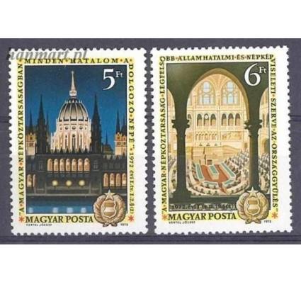 Znaczek Węgry 1972 Mi 2790-2791 Czyste **