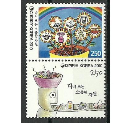 Znaczek Korea Południowa 2010 Mi 2793-2794 Czyste **