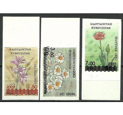 Znaczek Kirgistan 2002 Mi 314-315B Czyste **